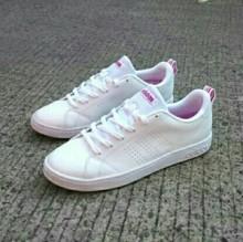 Adidas Neo Advantage (pink stripes)