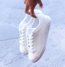 Adidas Neo Advantage (full white)