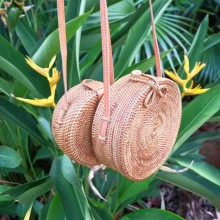 Rattan bag basic pattern