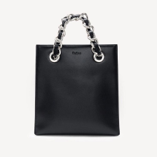 Pedro chain top handle bag