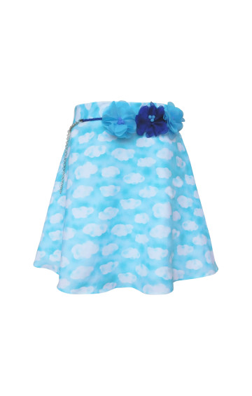 Mary Jane Skirt (CLOUD)