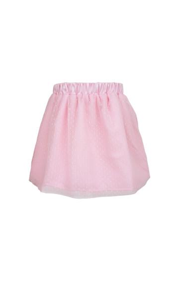 Polkadot Tutu Skirt PINK