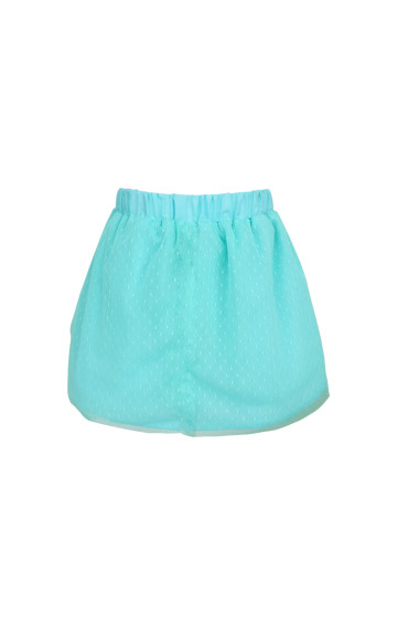 Polkadot Tutu Skirt Mint