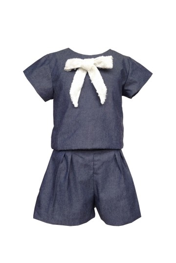 Annabelle Denim Set
