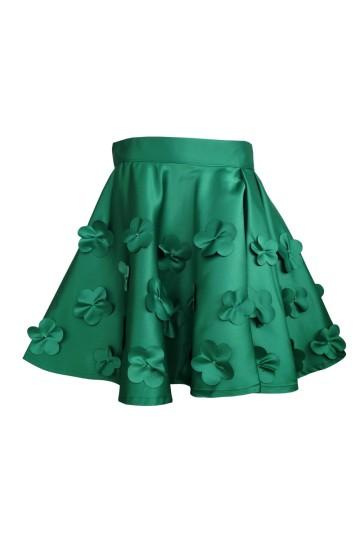 Blooming Skirt