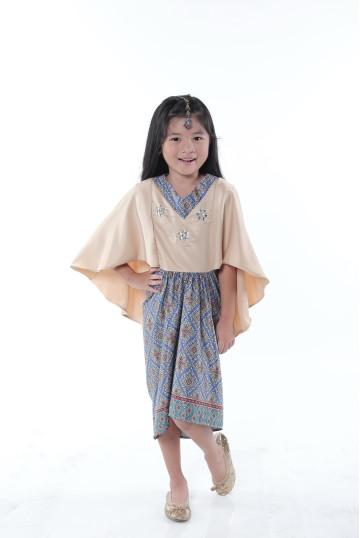 Salsabila Batik Kaftan