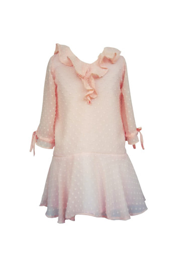Madison Dress Peach