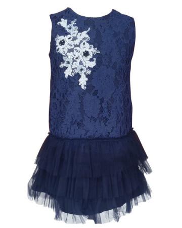 Blue Ice Dress