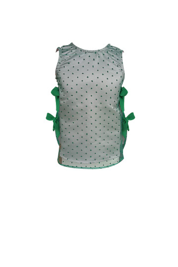 Bonita Top Green