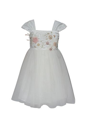 Angel White Dress