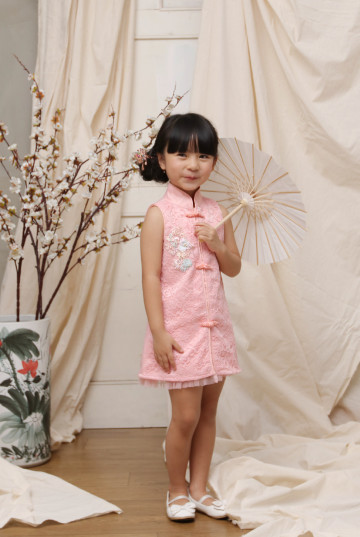 Peony Dress Kids