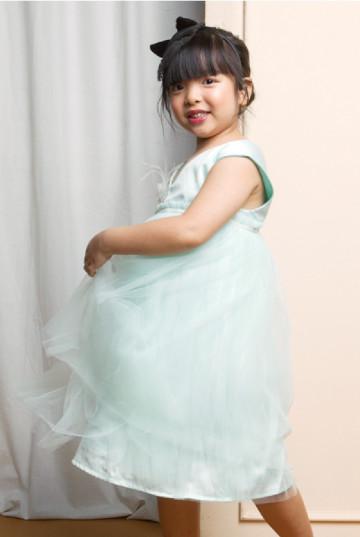 Ivy Dress (Mint)