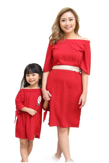 Carol Dress Mom
