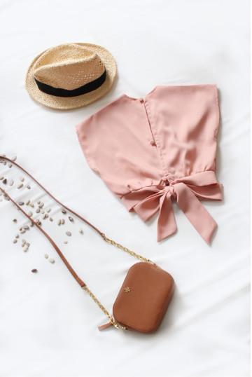 Cardita Pink Top