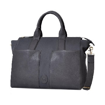 PacaPod Croyde 4-in-1 Diaper Bag Pewter