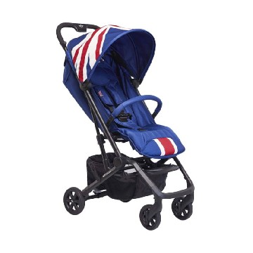 Easywalker Mini XS Union Jack Blue