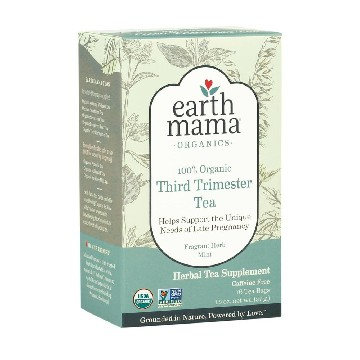 Earth Mama - Third Trimester Tea