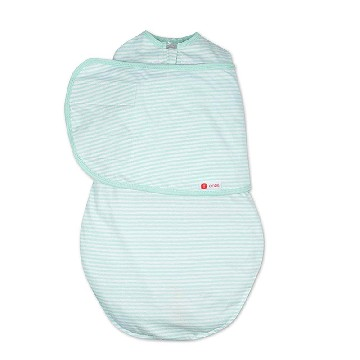 EMBE Swaddle Classic - Mint Stripes