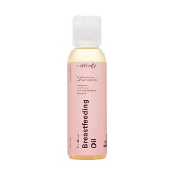 Herbilogy Breastfeeding Oil