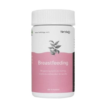 Herbilogy Breastfeeding Capsules for Breastmilk Booster