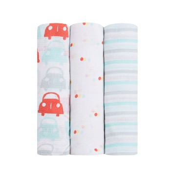 Ideal Baby Swaddle - Road Trip