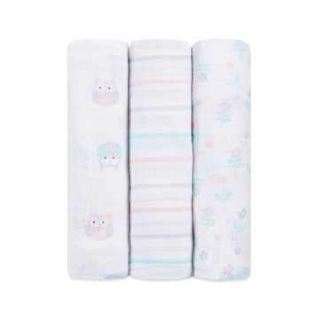 Ideal Baby Swaddle - Owl