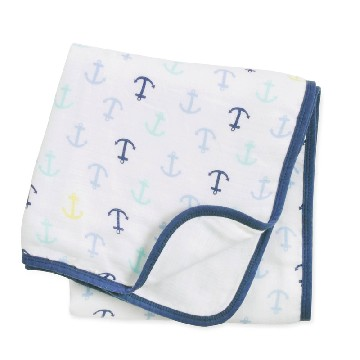 Ideal Baby Blanket - Set Sail