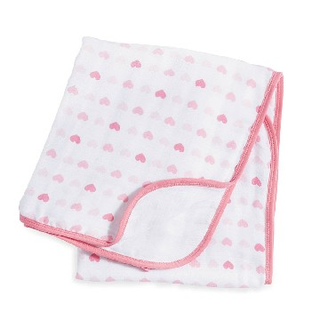 Ideal Baby Blanket - Kitty Love