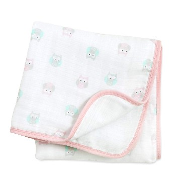 Ideal Baby Blanket - Owl