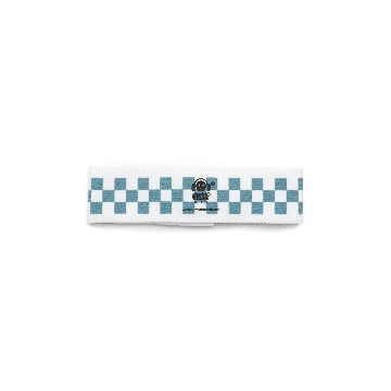 EMS Headband - Blue White