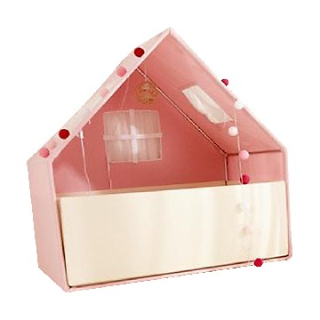 Foldaway Play House Pink (Only For Wide Size)