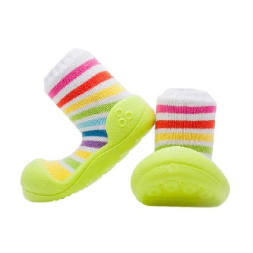 ATTIPAS Shoes Socks - Rainbow