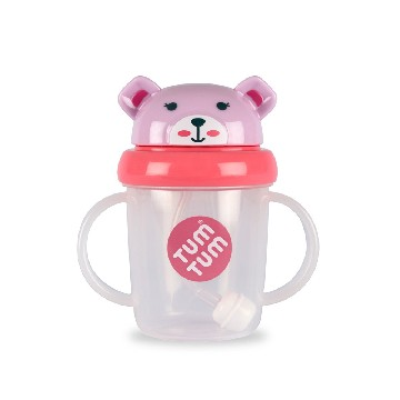 TUMTUM Tippy Up Sippy Cup - Betsy