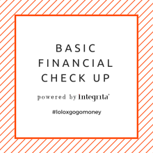 Basic Financial Check up