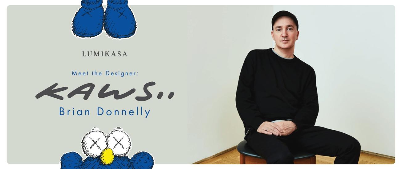 Meet the Designer: KAWS - Brian Donnelly