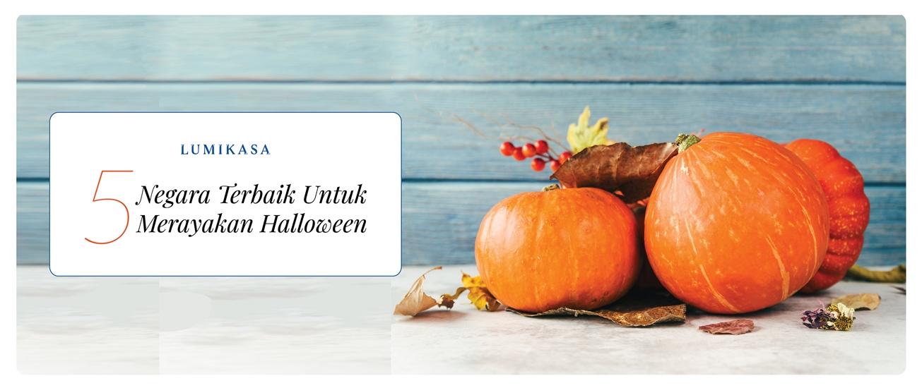 5 Negara Terbaik Untuk Merayakan Halloween