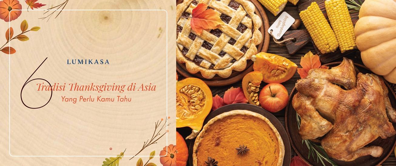 6 Tradisi Thanksgiving di Asia yang perlu Kamu Tahu