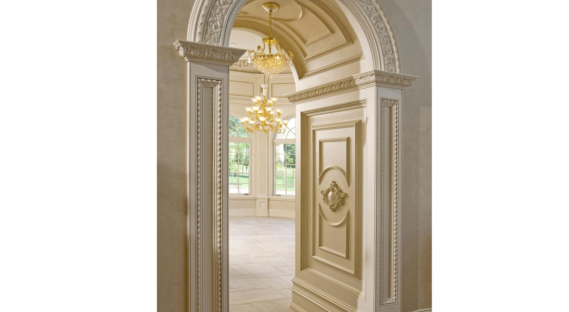 Arch Door Style