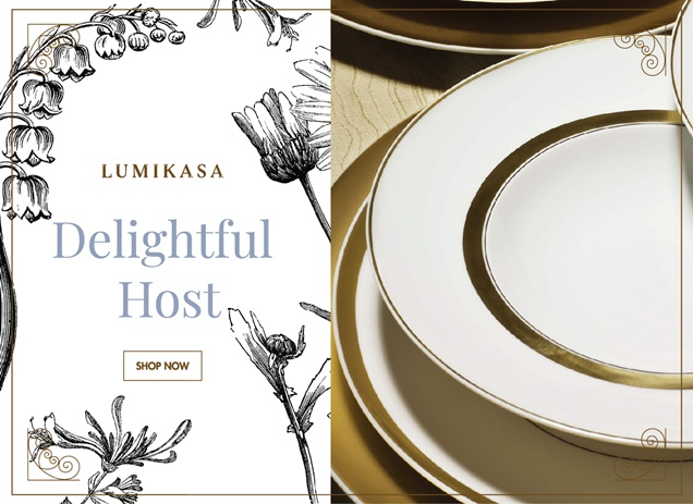Lumikasa Delightful Host