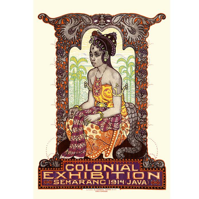 Exhibition Semarang Poster