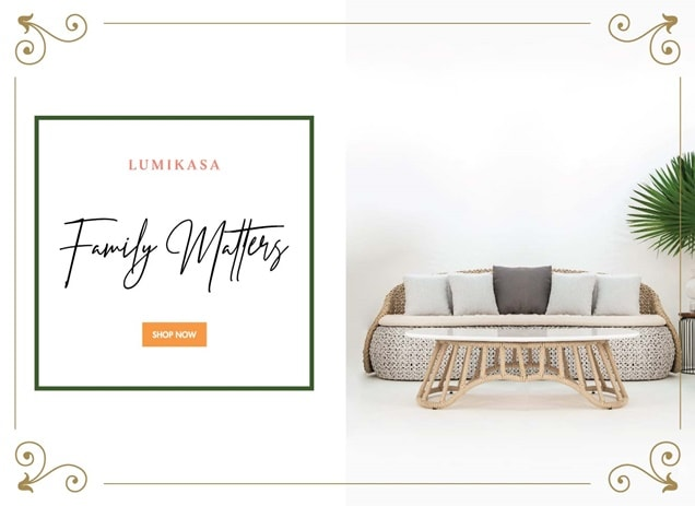 Lumikasa Family Matters Curation