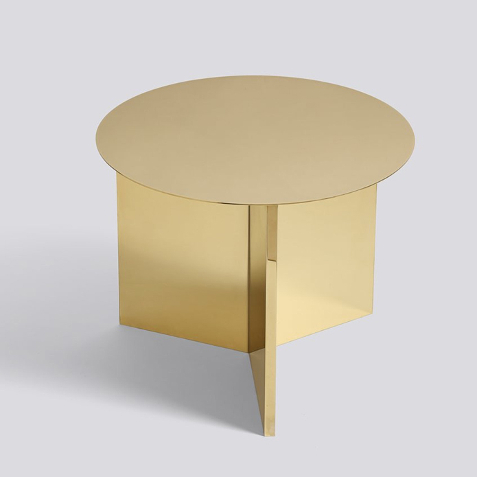HAY Table Slit Round