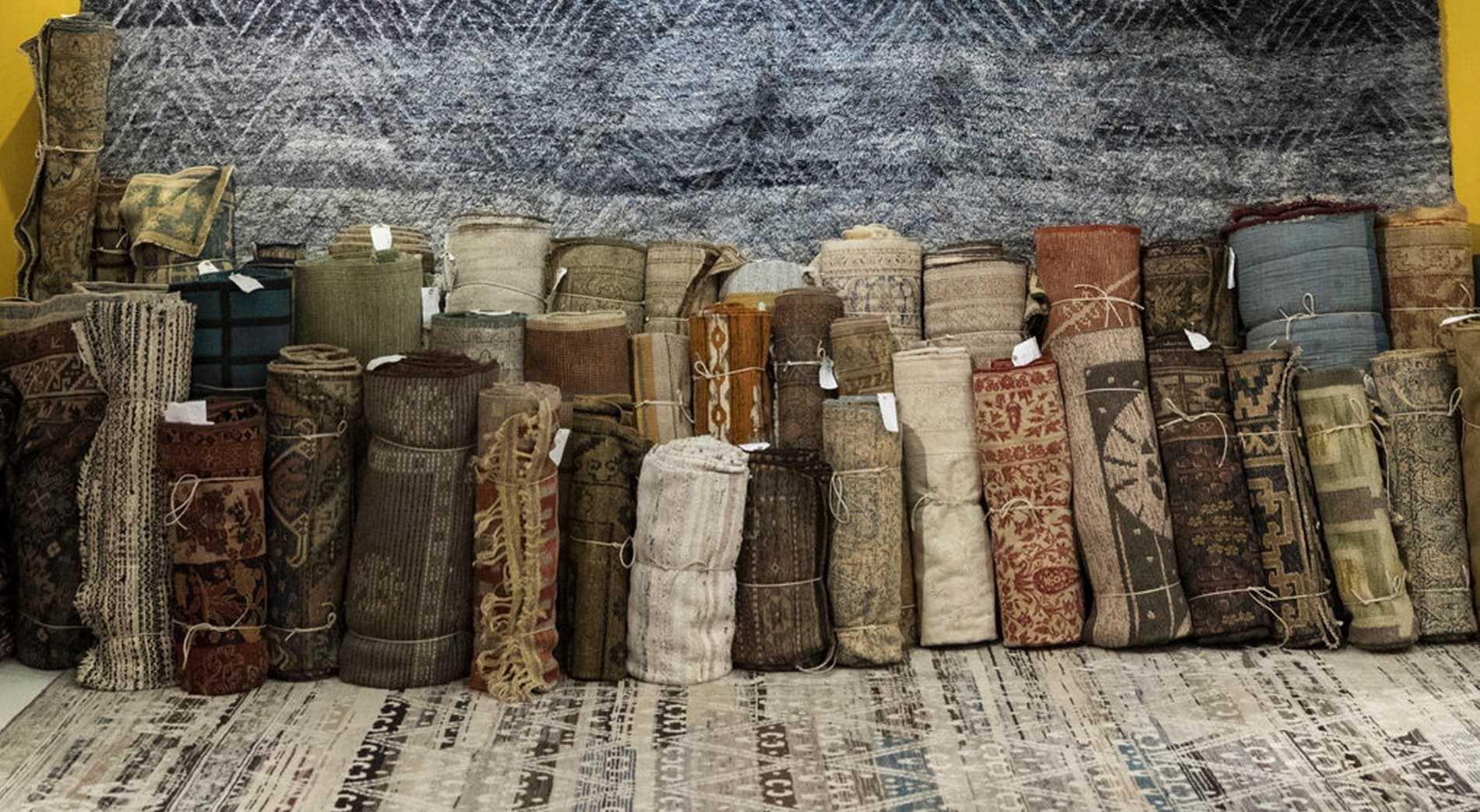 Karpet Tertua di dunia