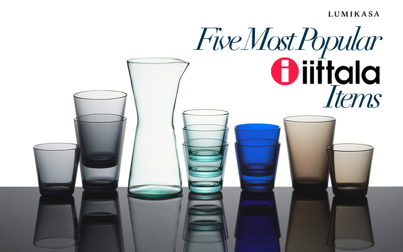 iittala kartio collection