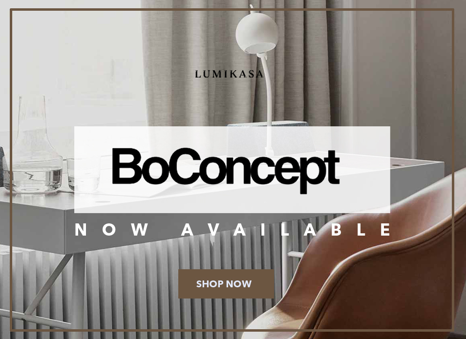 Lumikasa-BoConcept Now Available