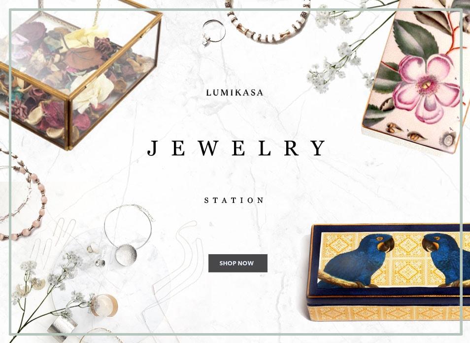 Lumikasa Jewelry Station Event Hightlight