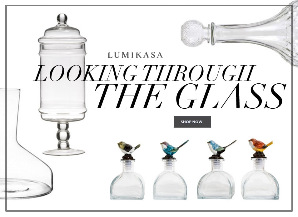 Lumikasa Looking Through The Glass Collections