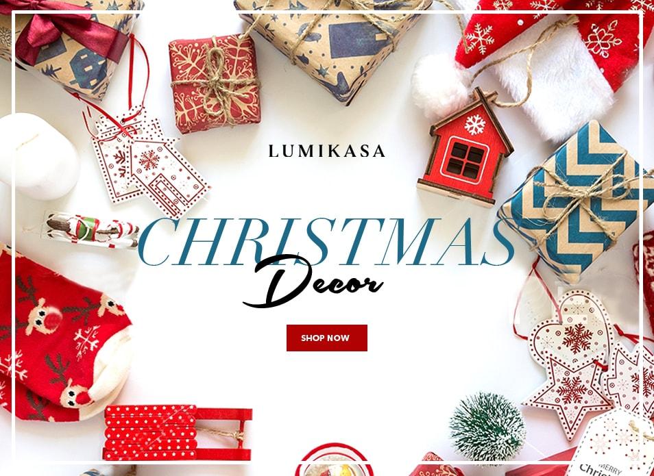 Lumikasa Christmas Decor Product Highlight