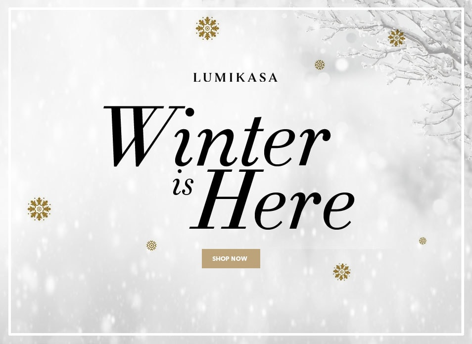 Lumikasa Winter is Here Product Highlight