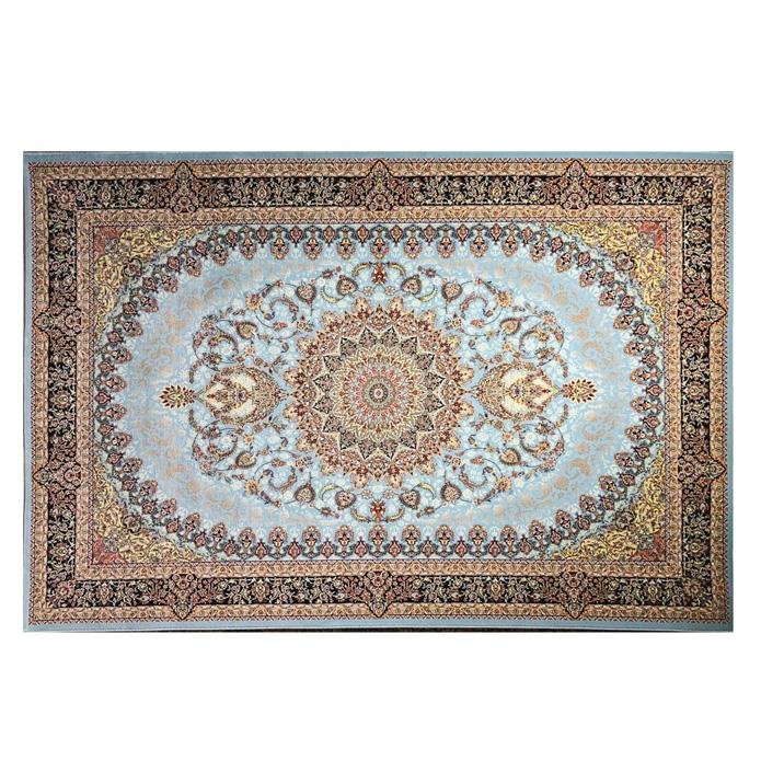 Pasargad Classic Persian Carpet Blue Avalie